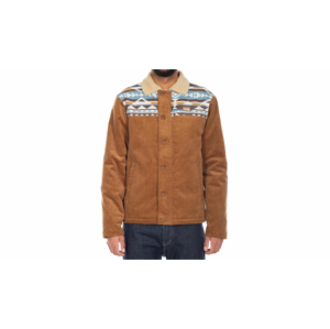 IrieDaily Trapas Jacket XL svetlohnedé 911D122-506-XL