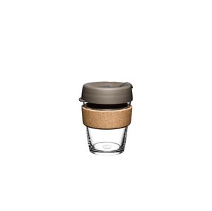 KeepCup Brew Cork Latte 12oz hnedé BCLAT12 - vyskúšajte osobne v obchode