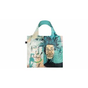 Loqi Bag Jean Michel Basquiat Warhol Bag farebné JB.WA - vyskúšajte osobne v obchode