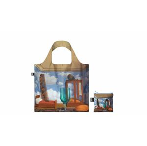 Loqi Bag René Magritte  farebné RM.PV - vyskúšajte osobne v obchode
