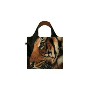 Loqi NATIONAL GEOGRAPHIC Malayan Tiger Bag čierne NG.MT - vyskúšajte osobne v obchode