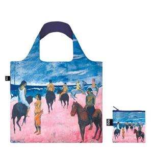 LOQI - PAUL GAUGUIN - Horseman on the beach bag farebné PG.HB - vyskúšajte osobne v obchode