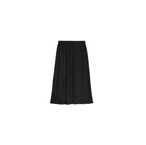 Makia Beam Skirt čierne W71006_999 - vyskúšajte osobne v obchode