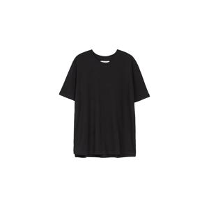 Makia Cara T-Shirt čierne W24024_999 - vyskúšajte osobne v obchode