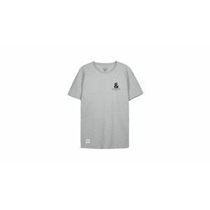 Makia Do Stuff T-Shirt šedé M21175_923