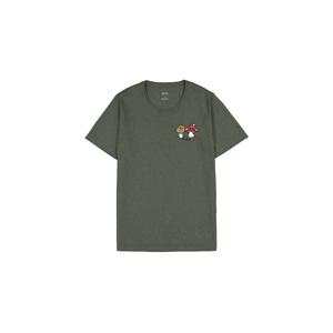 Makia Spor T-Shirt -L zelené M21247_736-L