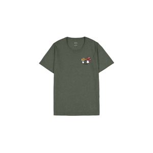 Makia Spor T-Shirt  zelené M21247_736