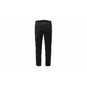 Maloja Pants Puschal Moonless-M čierne 28524-1-0817-M