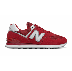 New Balance ML574ER2 červené ML574ER2 - vyskúšajte osobne v obchode