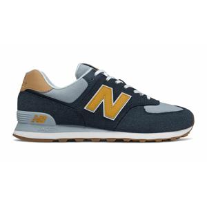 New Balance ML574NA2 modré ML574NA2 - vyskúšajte osobne v obchode
