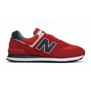 New Balance ML574SP2 červené ML574SP2 - vyskúšajte osobne v obchode
