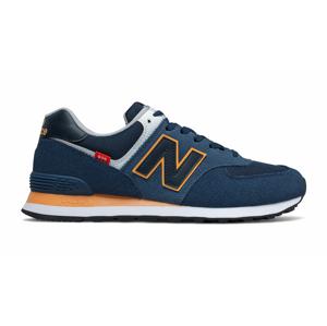 New Balance ML574SY2 modré ML574SY2 - vyskúšajte osobne v obchode