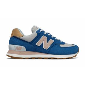 New Balance WL574NU2 modré WL574NU2 - vyskúšajte osobne v obchode