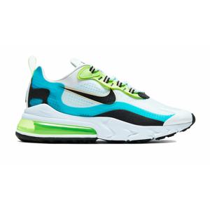 Nike Air Max 270 React Aqua Green biele CT1265-300 - vyskúšajte osobne v obchode