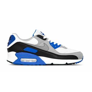 """Nike Air Max 90 """"Royal"""" Blue-9.5 biele CD0881-102-9.5"""