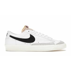 Nike Blazer Low-4.5 biele DC4769-102-4.5