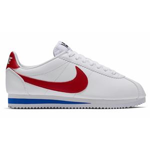 Nike Cortez Classic Leather biele 807471-103 - vyskúšajte osobne v obchode