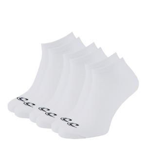 O'NEILL - 3PACK biele členkové ponožky -35-38