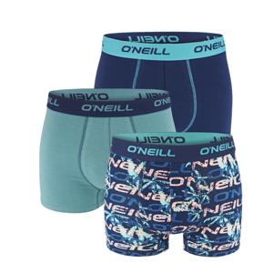 O'NEILL - 3PACK logo navy cloud boxerky z organickej bavlny-M (82-88 cm)