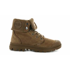 Palladium Boots Baggy Nubuck Mahogany-4 hnedé 76434-257-M-4