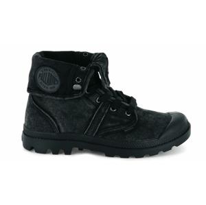 Palladium Boots Pallabrouse Baggy M čierne 02478-069 - vyskúšajte osobne v obchode