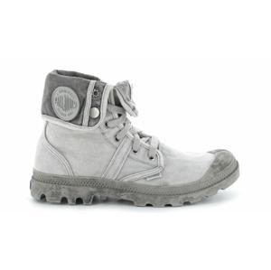 Palladium Boots Pallabrouse Baggy šedé 02478-095-M - vyskúšajte osobne v obchode