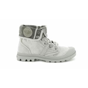 Palladium Boots Pallabrouse Baggy. Vapor / Metal šedé 92478-095-M - vyskúšajte osobne v obchode