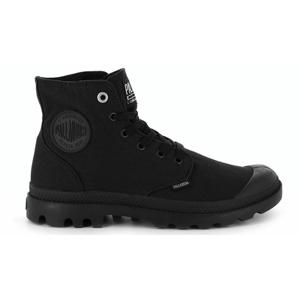Palladium Boots Pampa Hi Mono čierne 73089-001-M - vyskúšajte osobne v obchode
