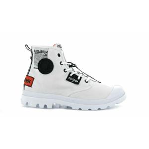 Palladium Boots Pampa Lite Overlab White biele 76639-100-M