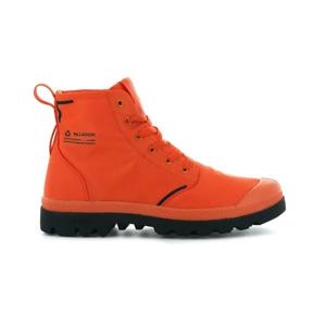 Palladium Boots Pampa Lite+Recycle Waterproof+ oranžové 76656-651-M - vyskúšajte osobne v obchode