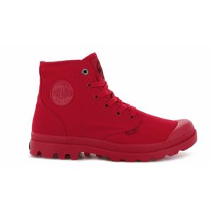 Palladium Boots Pampa Monochrome Red červené 73089-600-M - vyskúšajte osobne v obchode