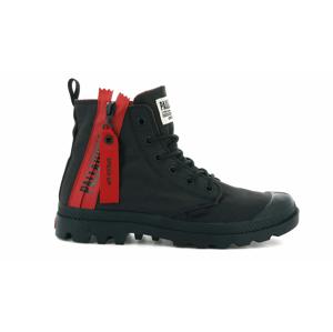 Palladium Boots Pampa Unzipped Black čierne 76443-008-M - vyskúšajte osobne v obchode