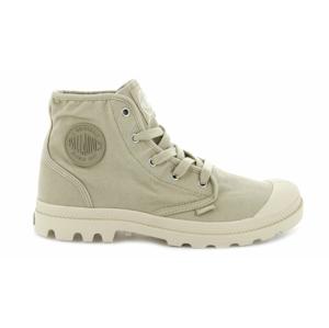 Palladium  Boots US Pampa Hi Sahara W svetlohnedé 92352-238-M - vyskúšajte osobne v obchode