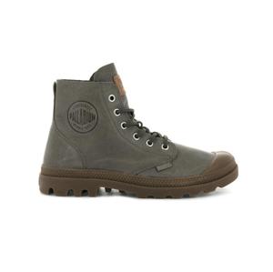 Palladium Pampa Hi Leather UL-5 šedé 75750-252-M-5