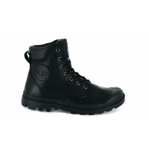 Palladium Pampa Sport Cuff Waterproof Lux-3.5 čierne 73231-060-M-3.5