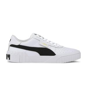 Puma Cali Corduroy Wmn biele 374663_01 - vyskúšajte osobne v obchode