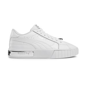 Puma Cali Star Metallic Wns White čierne 380219_01 - vyskúšajte osobne v obchode