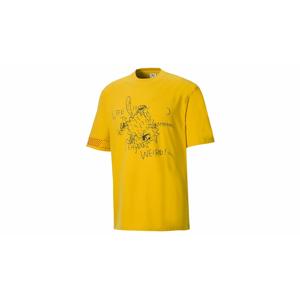 Puma x Michael Lau 2Sho Men's Tee žlté 530361_79 - vyskúšajte osobne v obchode