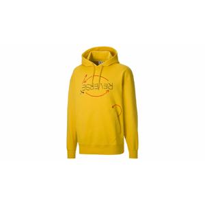 Puma x Michael Lau Reverse Men's Hoodie žlté 530357_79 - vyskúšajte osobne v obchode