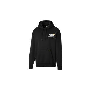 Puma x Peanuts Men´s Hoodie čierne 530614-01 - vyskúšajte osobne v obchode