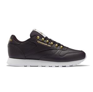 Reebok Classic Leather Shoes hnedé FW1258 - vyskúšajte osobne v obchode