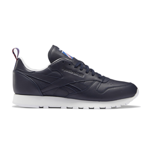 Reebok Classic Leather Shoes modré FW7797 - vyskúšajte osobne v obchode