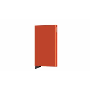 Secrid Cardprotector Orange oranžové C-orange - vyskúšajte osobne v obchode