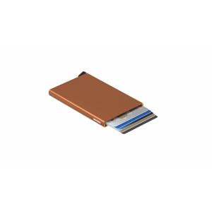 Secrid Cardprotector Rust hnedé C-RUST - vyskúšajte osobne v obchode