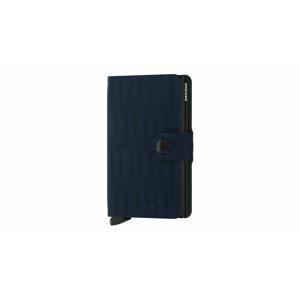 Secrid Miniwallet Dash navy modré MDa-Navy - vyskúšajte osobne v obchode