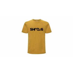 Shooos Faded Logo T-Shirt Limited Edition žlté 01019-FL - vyskúšajte osobne v obchode