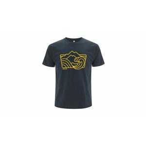 Shooos Golden Wave T-Shirt Limited Edition hnedé 1059-GW - vyskúšajte osobne v obchode