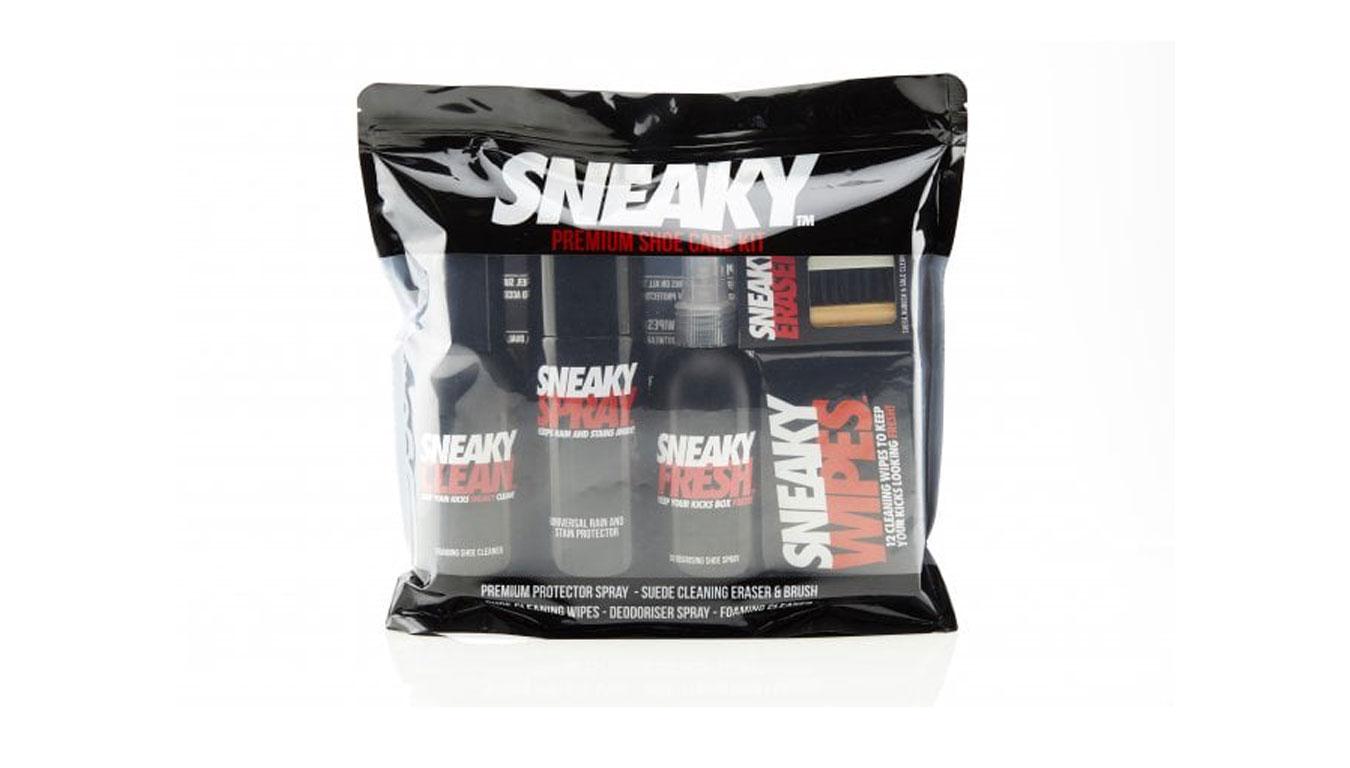 Sneaky Complete Shoe Cleaning Kit  farebné SN-CK - vyskúšajte osobne v obchode
