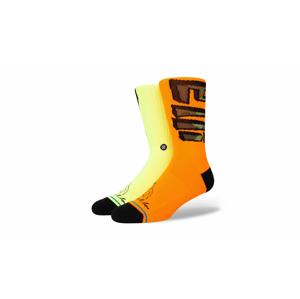 Stance Cinelli RP Crew Sock-8,5-11,5 (L) žlté A556C21CIN-MUL -8,5-11,5 (L)