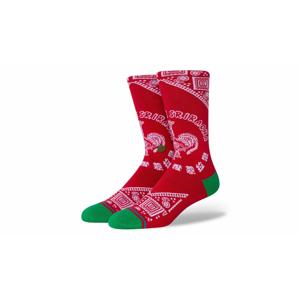 Stance Sriracha Red červené A545D20SRI-RED - vyskúšajte osobne v obchode